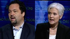After a tension-filled opening day of the Democratic National Convention that saw Senator Bernie Sanders endorse his former rival Hillary Clinton, we host a debate between Green Party presidential candidate Dr. Jill Stein and Ben Jealous, former NAACP president and CEO and a Bernie Sanders surrogate.