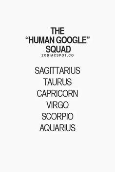 Yes! Google is my best friend! #virgo0921