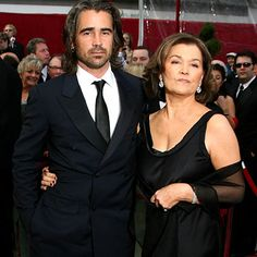 Check out Hollywood's biggest Momma's Boys! #5 always brings his mom to the red carpet!