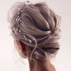 Girl Hairstyles, Wedding Hairstyles, Opal Hair, Bridal Hair Vine, Wedding Hair Pieces, Shoulder Length Hair, Blue Opal, Wedding Hair Accessories, Hair Jewelry