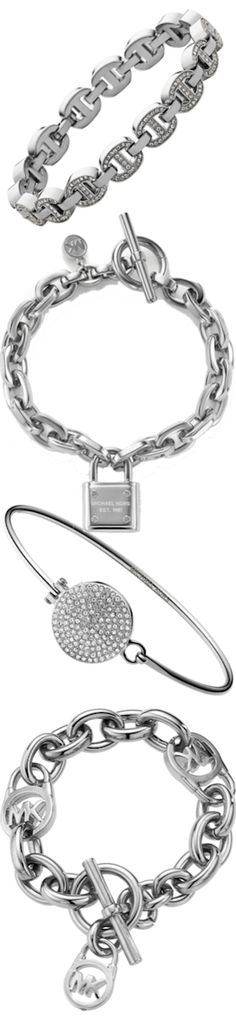 Assorted Michael Kors Bracelets/Bangles