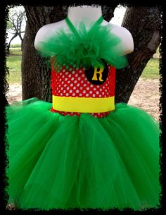 Robin costume by Savannah's Southern Style