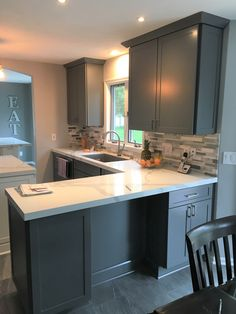 lowes kitchen remodel pantry storage units 467 best real kitchens designers images in 2019 white and gray cabinetry pair well this beautiful