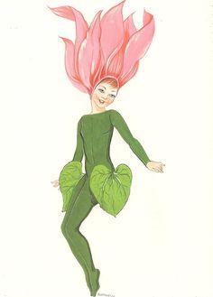 Quando chiedo a Lilia un articolo, lei prepara sempre un capolavoro! Guardate se non è vero.....       Bimbi fiore                     ...