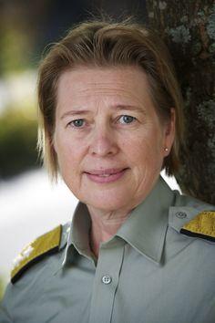 Kristin Lund, Generalinspektør for Heimevernet, slår tilbake mot kritikk: HV trener mer og bedre.