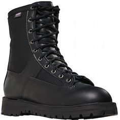 21210W Danner Women's Acadia Uniform Boots - Black