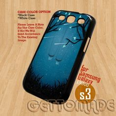 Okay okay - Print On Hard Case Samsung Galaxy S3 i9300   GetToMade - Accessories on ArtFire