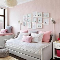 White Tufted Daybed   Design Photos, Ideas And Inspiration. Amazing Gallery  Of Interior Design And Decorating Ideas Of White Tufted Daybed In Bedrooms,  ...