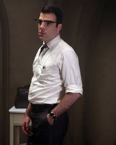 Don't even bother arguing about this. Dr. Thredson (Zachary Quinto) is the crown jewel of American Horror S...