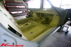 Lancia Stratos full chassis restoration done by Kreissieg - Teamspeed.com Maserati, Bunk Beds, Restoration, Car, Furniture, Home Decor, Exotic Cars, Refurbishment, Automobile