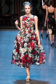 Sfilate Dolce   Gabbana Collezioni Primavera Estate 2016 - Sfilate Milano -  Moda Donna - Style 31eb1105e14