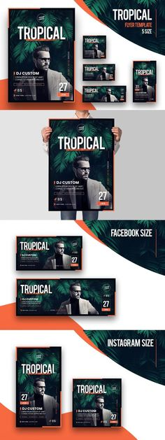 Tropical Party Flyer Template #dj #plant #FlyerTemplates #healthcare #invitation #k9 #funny #punk #event #BestFlyers #club #doctor #colorful #tax #dogs #battery #sexy #education #unplugged Tropical Party, Party Flyer, Feet Care, Jiu Jitsu, Flyer Template, Flyer Design, Multimedia, Flyers, Light In The Dark