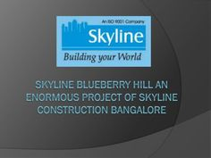 Skyline Constructions not only believes in providing quality to their customers but also to their employees.