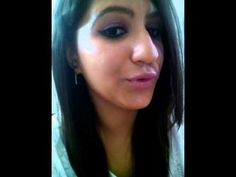 Maybelline new york gel eye liner & mascara review - YouTube