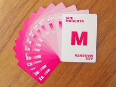 CMYK Playing Cards by HUNDRED MILLION — Kickstarter
