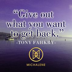 If you want to receive it... give it away! #give #receive #life #quoteoftheday