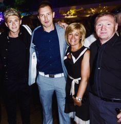 I love Niall's family