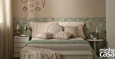 O sucesso deste estilo se deve, principalmente, à atmosfera relaxante criada com a combinação de cores suaves e texturas envolventes