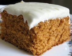 Food for A Hungry Soul: Tomato Soup Spice Cake