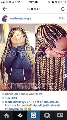 I am so doing braids like this next month (3.2015)...~TAP