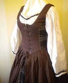 middle class women in scotland 1740's - Google Search