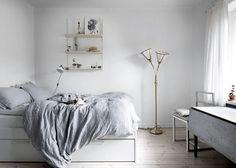 Stylish small studio   COCO LAPINE DESIGN   Bloglovin'