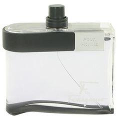 F Black by Salvatore Ferragamo Eau De Toilette Spray (Tester) 3.4 oz (Men)