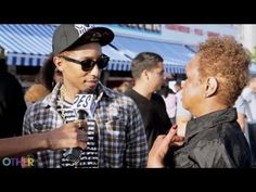 StereoTypes - A Woman's World?  Pharrell Williams and StereoTypes host Ryan Hall speak to men and women on the street about what a woman's role is in today's society and in politics. One woman goes toe-to-toe with Pharrell.