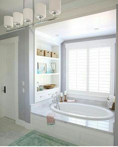 Our White Master Bathroom Is Ready For Spring! Iu0027m So Excited To Share A  Few Ways I Get All Of My Bathrooms Ready For Spring ...