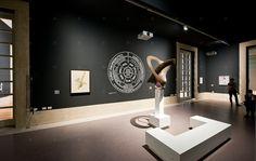 La sezione Bauhaus della mostra.