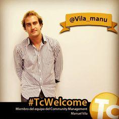 #TcWelcome de Manu Vila