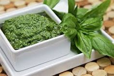 Sick of your pesto turning brown? This recipe shows you how to keep it bright green! Your favorite pesto dishes will look as delicious as they taste. Pesto Dishes, Basil Pesto Recipes, Greens Recipe, Dairy Free Recipes, Easy Recipes, Italian Dishes, Bright Green, No Cook Meals, A Food