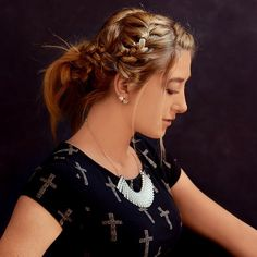 Excellence is Always in Style. #hair #braids #makeover #highschool #Padgram