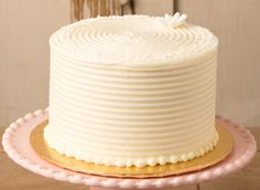 Vanilla Bake Shop - Vanilla Bean Cake