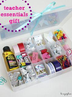 Hi Sugarplum | Easy Teacher Essentials Gift