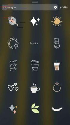 Light up the night # design . - Light up the night # design Welcome to Blo - Instagram Blog, Instagram Hacks, Instagram Emoji, Instagram Editing Apps, Creative Instagram Stories, Instagram And Snapchat, Instagram Story Ideas, Instagram Quotes, Snapchat Stickers