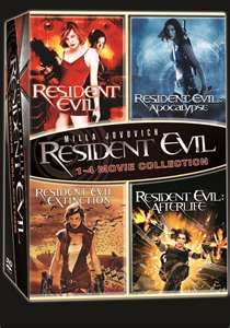 Resident Evil Movies