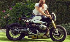 BMW r nine t Custom