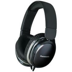 Panasonic Hx450c Street Band Monitor Headphones With Remote & Microphone (bl