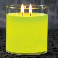 Instant all-over glow! Hocus Pocus GloLite by PartyLite® Scented Jar Candle