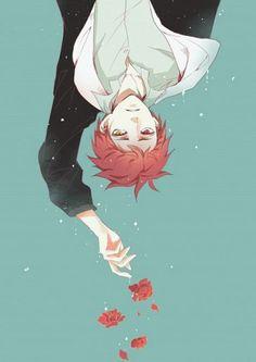 Kuroko no Basket anime Seijuurou Akashi M Anime, Haikyuu Anime, Anime Art, Akashi Kuroko, Akashi Seijuro, Kuroko No Basket, Cute Anime Boy, Anime Boys, Akakuro