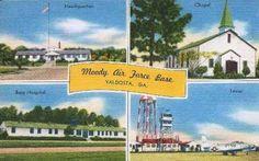 Moody Air Force Base, Valdosta, Georgia