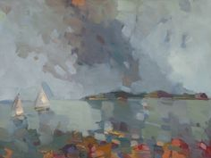 Paintings from New England | Henry Isaacs Studio