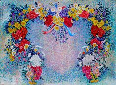 A 'Good morning' 2002 oil on canvas Service Map, Still Life, Good Morning, Oil On Canvas, Image Link, Floral, Artwork, Painting, Buen Dia