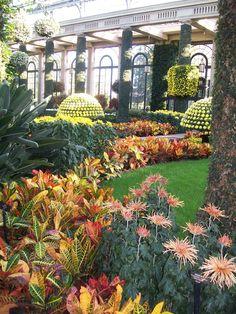 Longwood Gardens in PA
