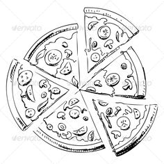 i love pizza :)
