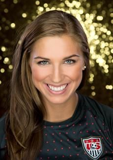 Alex Morgan - Go team USA!!