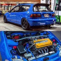 Honda Civic 1995, Honda Civic Vtec, Honda Civic Coupe, Honda Crx, Honda Civic Type R, Civic Car, Japanese Sports Cars, Honda Civic Hatchback, Chevy Muscle Cars