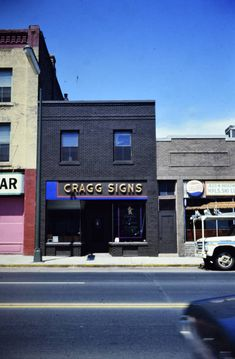 Cragg Signs Old Houses, Broadway Shows, Signs, Old Homes, Novelty Signs, Sign, Dishes, Historic Homes