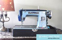 usha flora orange zig zag sewing machine vintage machines rh pinterest com